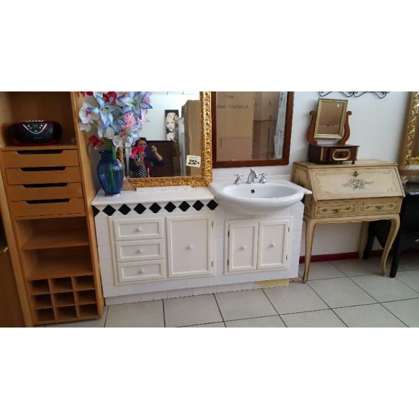 Interesting mobile bagno in muratura pedana vibrante - Bagno finta muratura ...