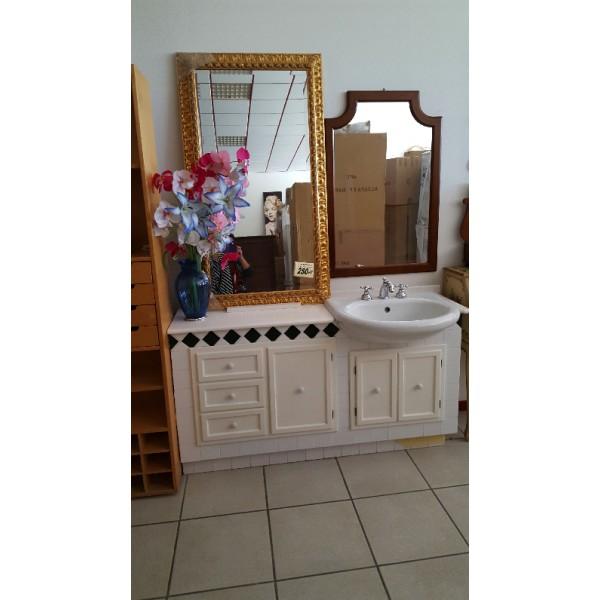 Mobile bagno in muratura portalibera for Mobile in muratura bagno